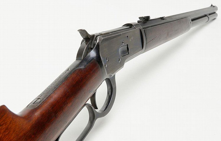 winchester Model 1892 Short Rifle
