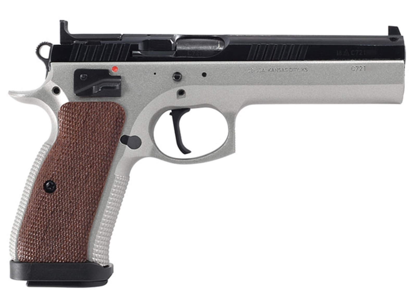CZ 75 Tactical Sport Dual Tone - 9 mm