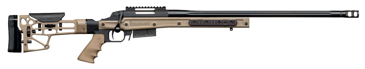 Browning X-Bolt SF MDT Chassis FDE